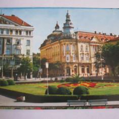 Carte postala - Cluj Napoca (Hotel Continental), Necirculata, Fotografie