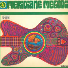Chiriac_Andreescu_Voica_Similea_Romcescu - Meridiane Melodii 4 (Vinyl)
