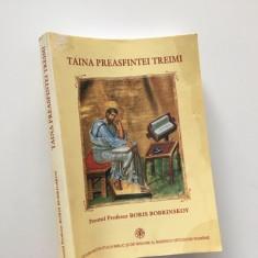 PR. PROF. BORIS BOBRINSKOY, TAINA SFINTEI TREIMI