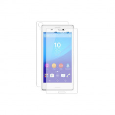 Folie de protectie Clasic Smart Protection Sony Xperia M4 Aqua