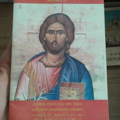 Sfanta Evanghelie dupa Sfantul Evanghelist Marcu