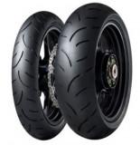 Motorcycle Tyres Dunlop Sportmax Qualifier II ( 180/55 ZR17 TL (73W) Roata spate, M/C )
