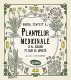 Ghidul complet al plantelor medicinale si al bolilor pe care le vindeca | David Hoffmann