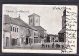 ABRUD  SALUTTARI DIN ABRUD  PIATA  FERNCZ  JOZSEF  CLASICA CIRCULATA 1901