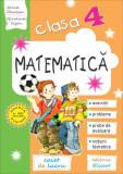 Matematică. Clasa a IV-a. Caiet de lucru. Exerciții, probleme, teste de evaluare, noțiuni teoretice
