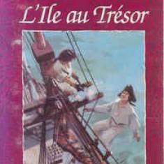 Caseta Robert Louis Stevenson Dit Par Gérard Rinaldi – L'Ile Au Trésor