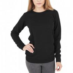 Bluza de dama cu model Urban Classics XS EU, Negru