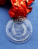 Medalie Cupa de cristal - Sahia film Bucuresti