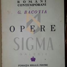G. BACOVIA - OPERE, 1944