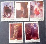 Cumpara ieftin Rusia 1979   pictura , arta , 5v.  MNH,