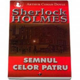 Sherlock Holmes. Semnul celor patru, Aldo Press