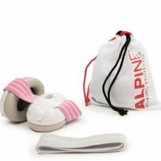 Cumpara ieftin Casti antifonice pentru bebelusi ALPINE Muffy Baby Pink ALP24951