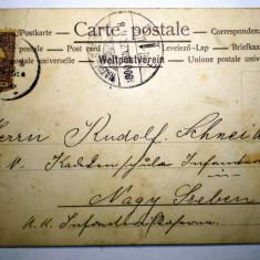 P.013 SIBIU NAGY-SZEBEN K. u. K. INFANTERIE 1900