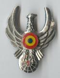 Insigna AVIATIE MILITARA - PILOT  Specialist DIRIJARE TRAFIC clasa a 1a - 1992