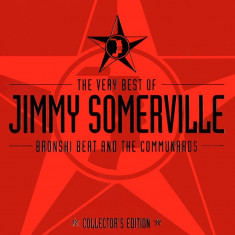 JIMMY SOMERVILLE THE VERY BEST OF (2cd)