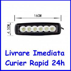 Proiector LED 18W 12V/24V  AL-TCT-2645