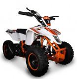 Cumpara ieftin ATV electric pentru copii KXD Maddox M1 800W 36V Portocaliu