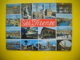 HOPCT 62382  FIRENZE / FLORENTA ITALIA -STAMPILOGRAFIE-CIRCULATA