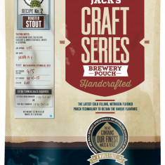 Mangrove Jack's Craft Series Roasted Stout 2.2 kg - kit bere de casa 23 litri