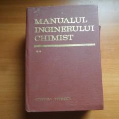 Manualul inginerului chimist II