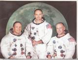bnk cp Aselenizarea - Apollo 11 -  necirculata