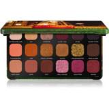 Makeup Revolution X Friends Forever Flawless paletă cu farduri de ochi