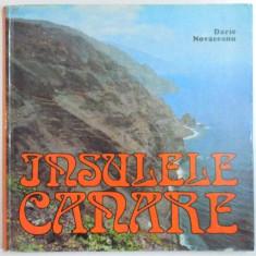 INSULELE CANARE de DARIE NOVACEANU , 1981