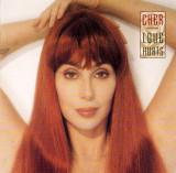 CD- Original - Cher - Love Hurts