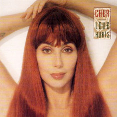 CD- Original - Cher - Love Hurts