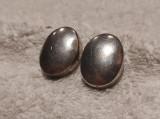 CERCEI argint OPULENTI rari VECHI superbi DE EFECT manopera EXCEPTIONALA vintage
