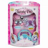 Cumpara ieftin Twisty Petz Set 3 Bratari Animalute Elefant Catel Leusor