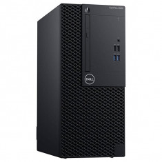 Calculator Nou in Cutie Originala Dell Optiplex 3060 Tower, Intel Core i7 Gen 8 8700 3.2 GHz, 8 GB DDR4, 256 GB SSD M.2 NWMe, Placa Video AMD Radeon