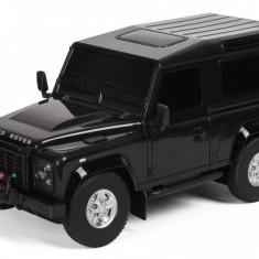 Masina, Rastar, Land Rover Denfender 1:24 RTR Cu Telecomanda - Neagra