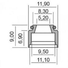 Semering supapa YAMAHA X MAX Cod Produs: MX_NEW 100669220RM