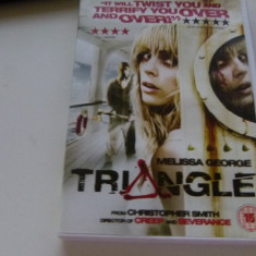 Triangle - dvd, Engleza