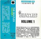 Caseta The Beatles – The Beatles - Volume 1, originala