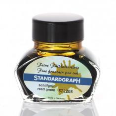 Cerneala Standardgraph verde trestie 30 ml