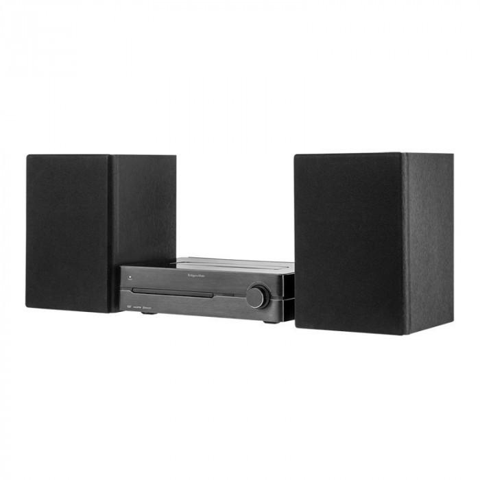 Mini Sistem audio Kruger & Matz, DVD, HDMI, USB, Bluetooth, NFC, DAB