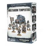 Pachet Miniaturi, Start collecting Militarum Tempestus