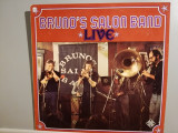 Bruno's Salon Band - Live (1974/Decca/RFG) - VINIL/Impecabil/Jazz