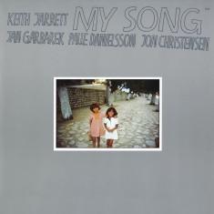 Keith Jarrett: My Song ( ECM 1115 ) vinil LP - SIGILAT !