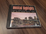 CD MUSICAL HIGHLIGHTS ON BROADWAY VOL 2 ORIGINAL