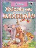 D. CROSBIE - 3 MINUTE FABULE CU ANIMALE (TEXTE INSIRATE DIN FABULELE LUI ESOP)