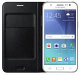 Husa Samsung EF-WJ500BBEGWW tip carte neagra pentru Samsung Galaxy J5 (SM-J500F)