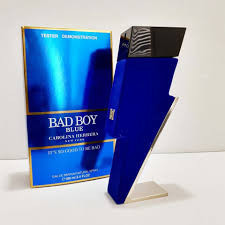 Bad Boy  Blue 100ml - CAROLINA HERRERA | Parfum Tester foto