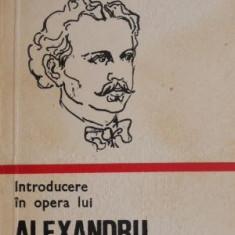 Introducere in opera lui Alexandru Odobescu – Nicolae Manolescu