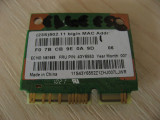 Placa wireless laptop Lenovo ThinkPad Edge E50, RTL8191SE, 43Y6553, N61669