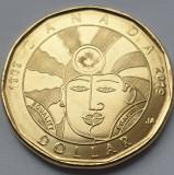 Monedă 1 Dollar 2019 Canada, Equality, unc, 50 ani discriminare homosexualitate, America de Nord