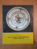 CONTACTE CULTURALE IN CERAMICA TRANSILVANEANA A SECOLELOR XVIII SI XIX de LIGIA FULGA