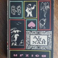 Almanah Urzica 1968  / R5P1S